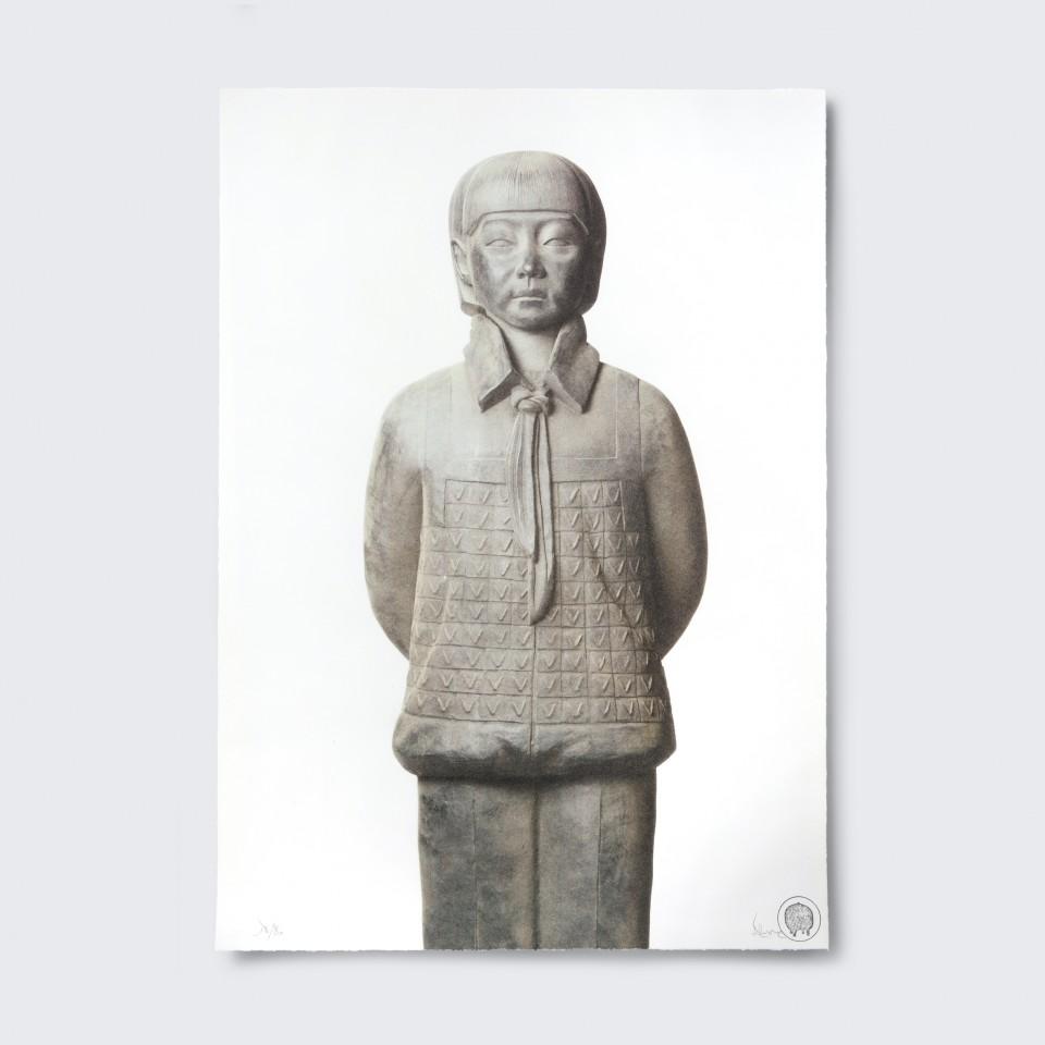 Terracotta Daughter 5,  Yue